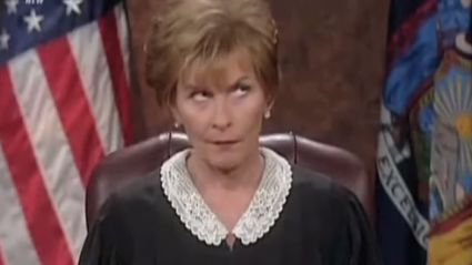 The Moment Judge Judy Learns About Sex Toys...