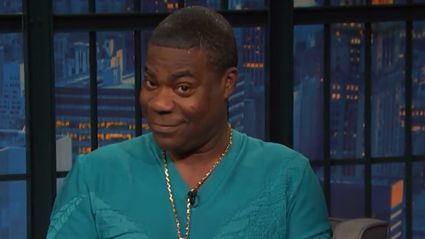 Tracy Morgan's 'Batman V Superman' Review