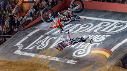 Two Global Wild Card Entries Open To Kiwi Riders At Red Bull X-Fighters 2016 In Madrid!