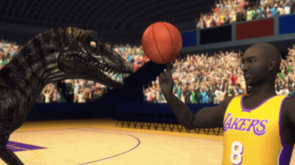 Kobe Bryant's Career Recapped In Weird Taiwanese Animation