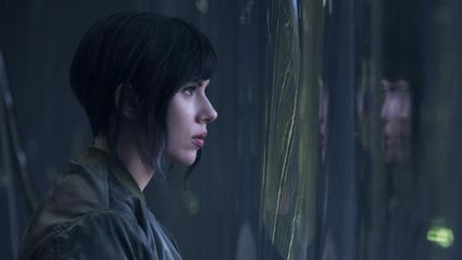 First Look At New Scarlett Johansson Film 'Ghost In The Shell'