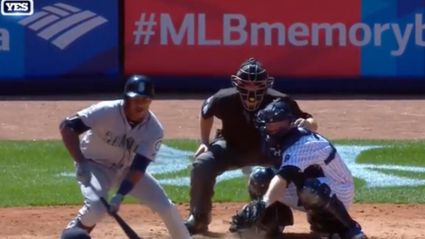 MLB Umpire Smashed In The Nuts With Foul Ball