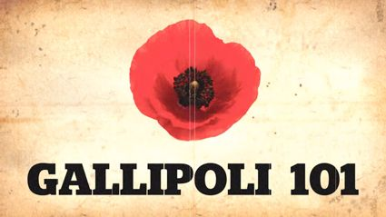 Gallipoli 101: The Animated Guide To The Campaign