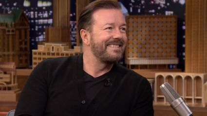 Ricky Gervais Announces He's Returning To Stand-Up After Six Years