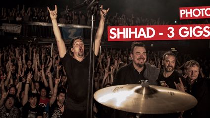 Shihad - 3 Gigs 1 Day