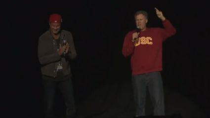 Will Ferrell And Chad Smith Have Another Drum Off