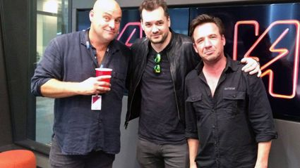 Bhuja Interviews Jim Jefferies