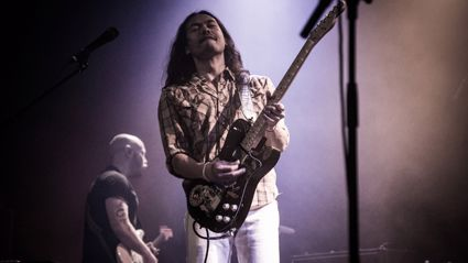 The Temper Trap Live In Auckland