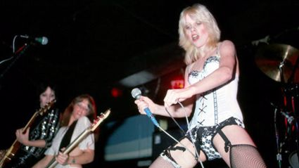 Angie Interviews Cherie Currie