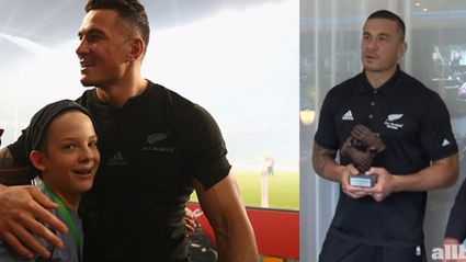 SBW Scoops A Top Sporting Award
