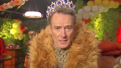 Bryan Cranston's Super Sweet 60 Is The Greatest Thing You'll See Today