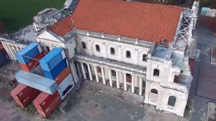 Amazing Drone Footage Of Christchurch
