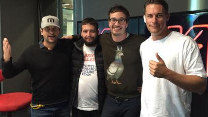 Hauraki Breakfast Interviews David Farrier & Dylan Reeve From The 'Tickled' Movie