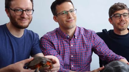 The Lonely Island Explains Why Turtle Sex Is Important