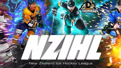 NZIHL:  Canterbury Red Devils Vs Dunedin Thunder - 05/06/2016