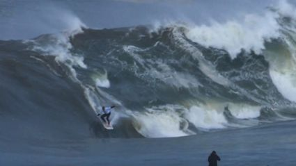 Watch This Terrifying Wipe Out At Red Bull Cape Fear