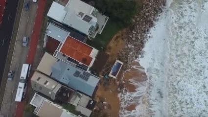 Unbelievable Drone Footage Of Damage Caused By Sydney Storm
