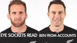The ACC's Official All Blacks Team Nick Names For The 1st Test Vs Wales