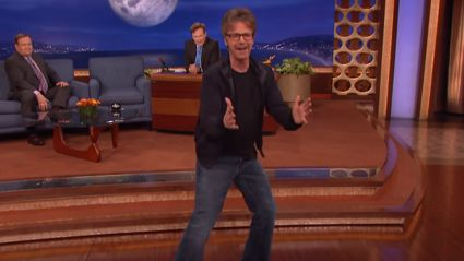 Dana Carvey Recalls The Time David Bowie Taught Him To Dance