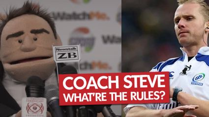 Coach Steve - What're The Rules?