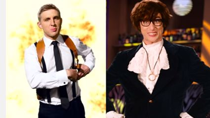Epic Rap Battles Of History - James Bond Vs Austin Powers