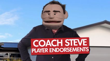 Coach Steve - Player Endorsements