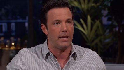 Ben Affleck Dropped 23 F-Bombs During A Rant On Bill Simmons' New TV Show
