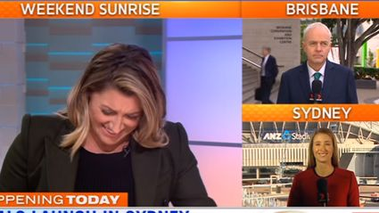 "Aussie News Reader Calls PM Malcolm Turnbull ""Pig B*tch"" On Live TV"