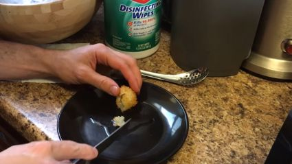 So Humans Have Figured Out How To Make Deep Fried Water