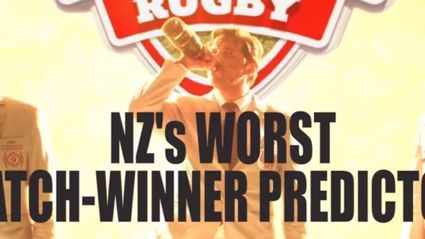 The ACC: Champagne Rugby - Match-Winner Predictors