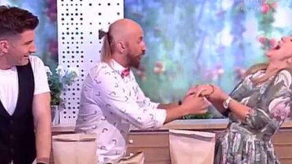 Polish TV Presenter Injured In Magic Trick Gone Wrong