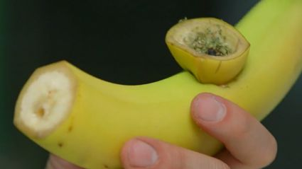 How To Make A Weed Pipe Out Of A Banana