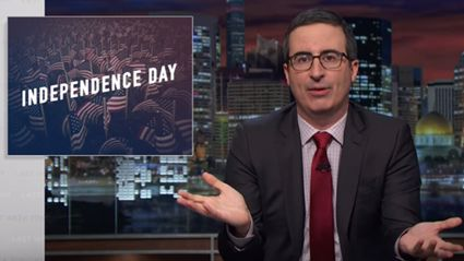 Last Week Tonight With John Oliver: Independence Day