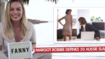 Margot Robbie Defines 50 Aussie Slang Words
