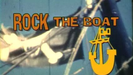 Rock The Boat: The Story Of Radio Hauraki 1965-1970