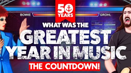 The Greatest Year Of Music Ever!