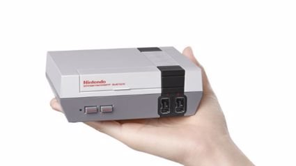 Nintendo Announces They Are Bringing Back A Mini Version Of The NES