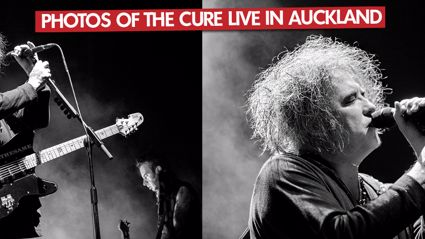 The Cure Live In Auckland