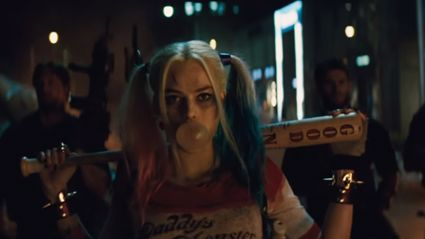 Suicide Squad - Official 'Harley' Trailer