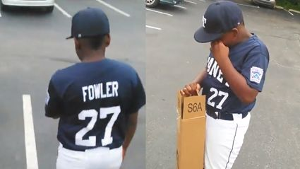 Dad Pretends To Forget Son's Birthday, Then Surprises Him With Present And We All Cry!
