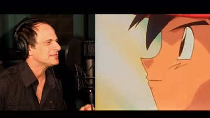 Original Pokemon Theme Singer Returns To Prove He Is The Very Best