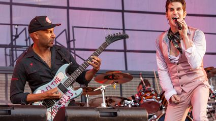 Jane's Addiction With Tom Morello - Mountain Song (Live At Lollapalooza)