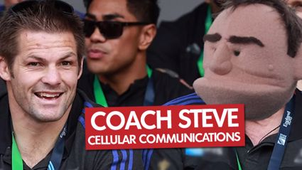 Coach Steve - Cellular Communications