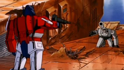 'Transformers: The Movie' Is Now 30 Years Old And Still AWESOME!