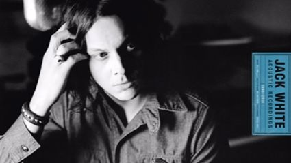 """The White Stripes - """"City Lights"""" (Acoustic Recordings 1998-2016)"""