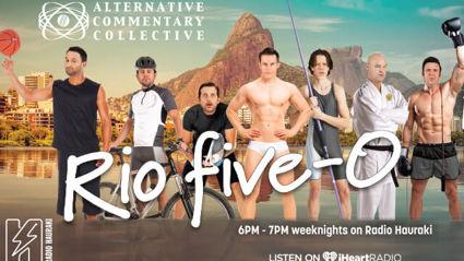 The ACC: Rio Five-O - Episode Five Podcast