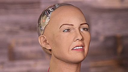 Meet Sophia The Robot Who Wants A Family And Will Probably Kill  The Human Race
