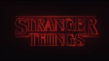 Here's How 'Stranger Things' Got Its Title Sequence
