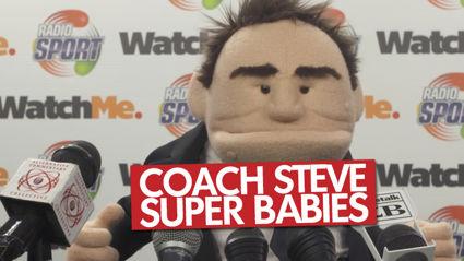 Coach Steve - Super Babies