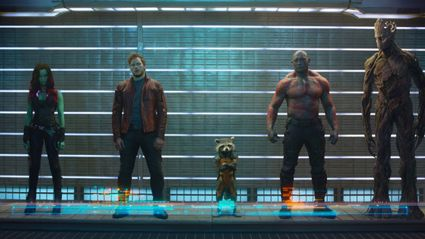 The Guardians Of The Galaxy Will Team Up With The Avengers In Next Film